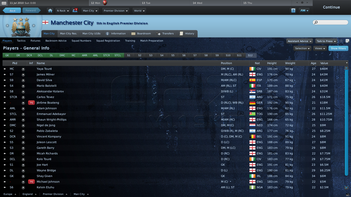 OPZ skin for FM 2011