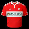 Middlesbrough FC New Kits