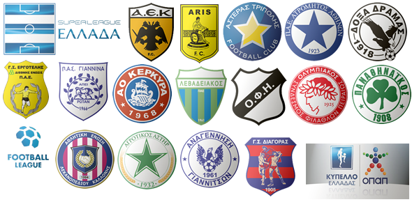 football league greece